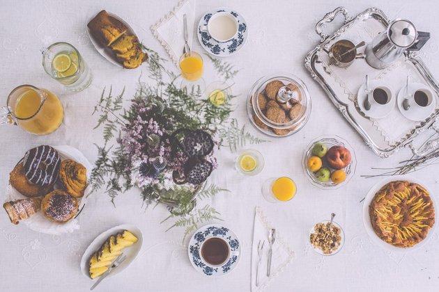 I Cucali | Bed & Breakfast Fronte mare | colazione