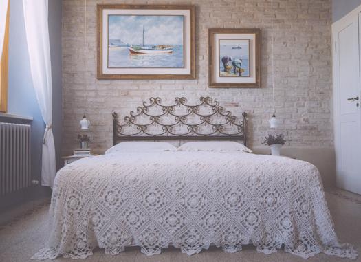 I Cucali | Bed & Breakfast | room 1 | La Lancetta